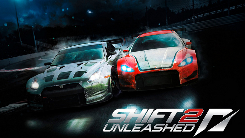 Need For Speed Shift 2 Unleashed + 2 DLC (2011) (Rus\Eng) | RePack от R.G. Catalyst