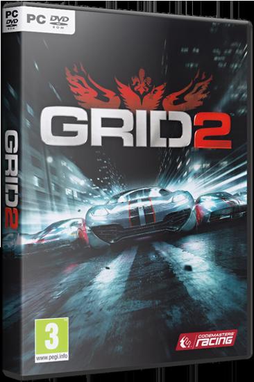 скачать игру grid 2 через торрент пк