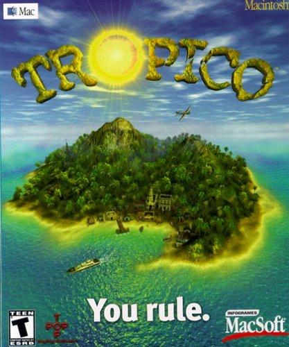 скачать русификатор для tropico текст