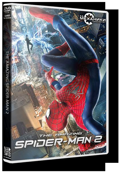 скачать игру человек паук 2 через торрент на пк