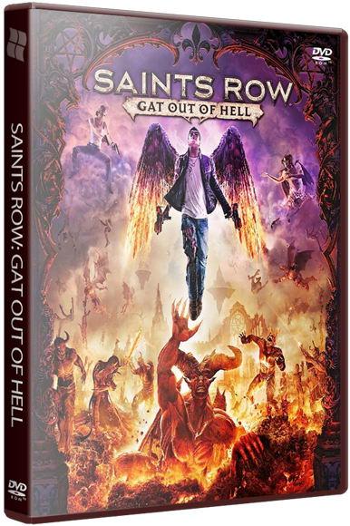 saints row: gat out of hell скачать игру через торрент