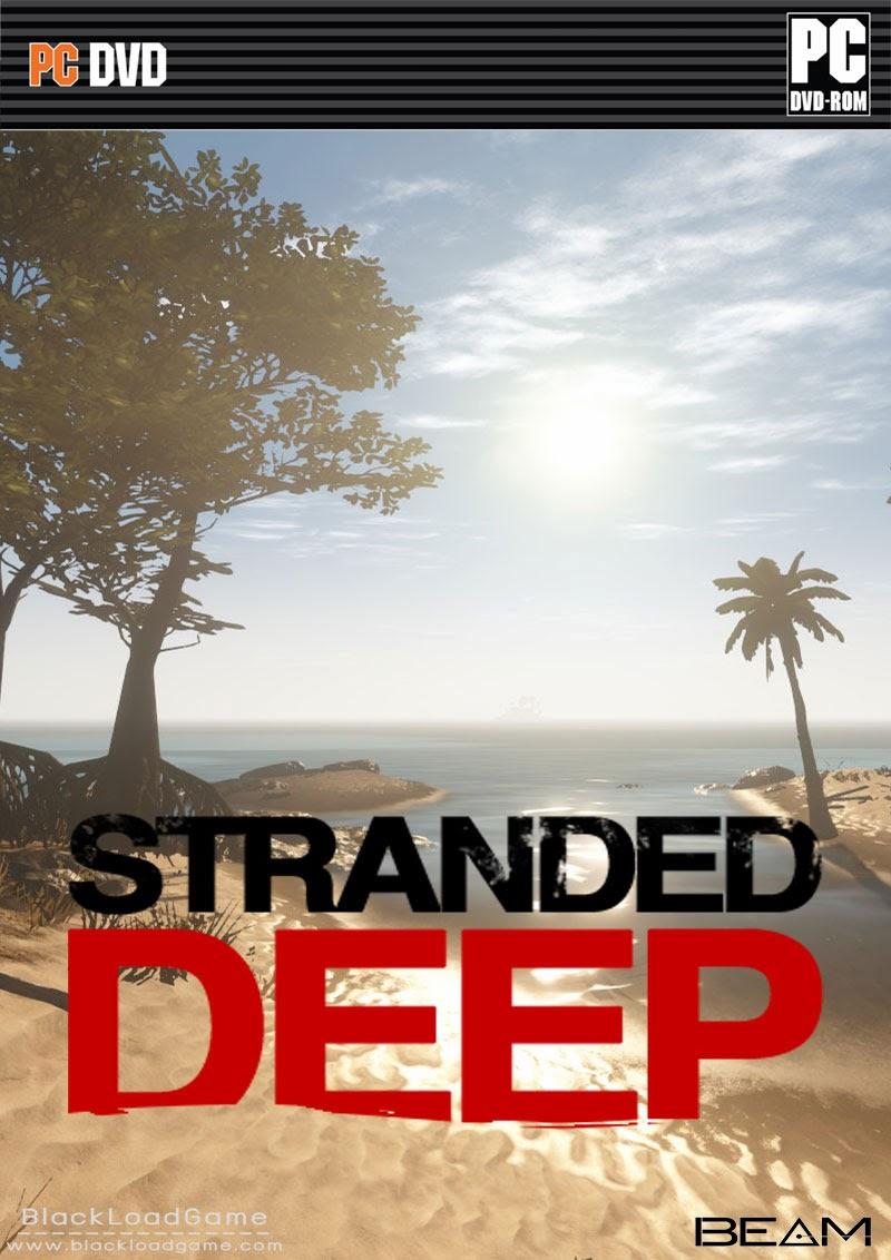 stranded deep скачать игру через торрент