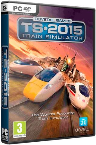 train simulator скачать игру через торрент
