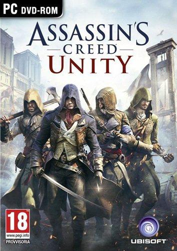 assassins creed unity скачать игру через торрент