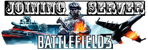 battlefield 3 joining server